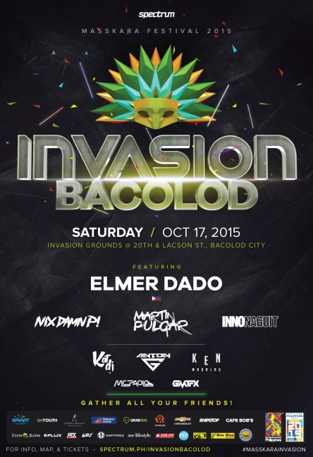 Invasion Bacolod 2015