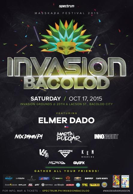Invasion Bacolod 2015